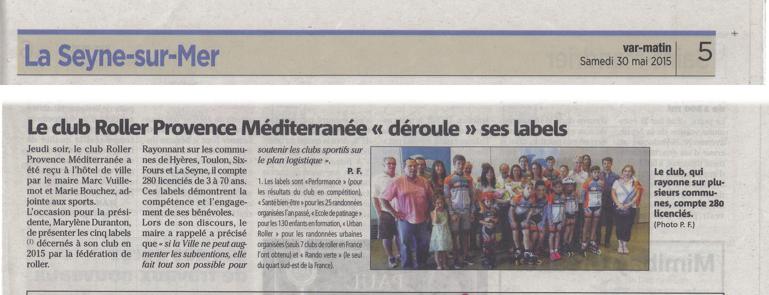2015 05 30 ecole article var matin
